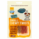 Dental tyggebein - 4 små chewy twists