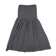 Dress Terry Anthracite