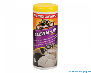 Bilde av Armor All Clean-Up Wipes