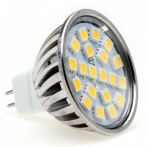 Bilde av LED pære 4 Watt, MR16, 12 V